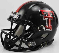 TEXAS TECH RED RAIDERS NCAA Riddell SPEED Authentic MINI Foo