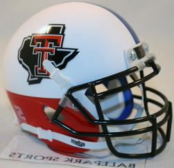 TEXAS TECH RED RAIDERS  Schutt XP Mini Helmet