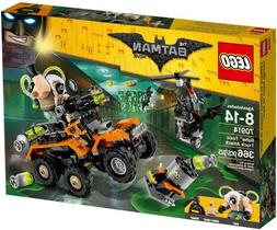The LEGO Batman Movie Bane Toxic Truck Attack 2017  Building