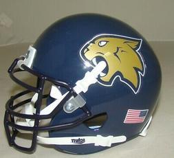 thiel college tomcats mini authentic football helmet