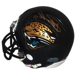 Tony Boselli Autographed Jacksonville Jaguars Mini Helmet