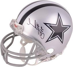 Troy Aikman Dallas Cowboys Autographed Riddell Mini Helmet -