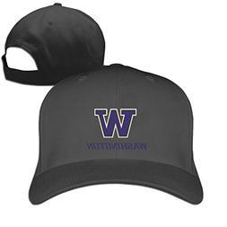 Adult University Of W Washington Baseball Hat Fishing Visor