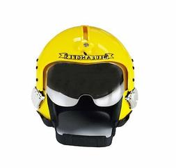 US Navy Blue Angels Authentic Mini Flight Helmet by Fox-2 Fl