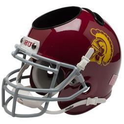 USC TROJANS - Mini Helmet Desk Caddy
