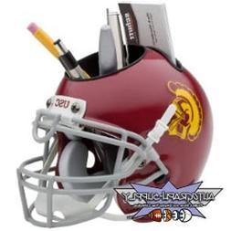 USC Trojans Mini Helmet Desk Caddy