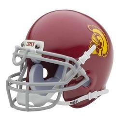 USC Trojans Mini Helmet by Schutt - Crimson