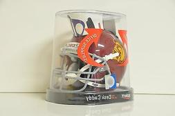 USC Trojans NCAA Schutt Mini Football Helmet Desk Caddy