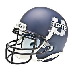 Utah State Aggies NCAA Authentic Mini 1/4 Size Helmet
