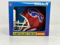 vintage micro mini helmet collectible buffalo bills