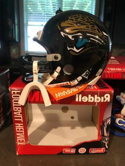 Vintage, Throwback, Jacksonville Jaguars, Riddell Mini Helme