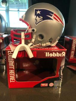 Vintage, Throwback, New England Patriots, Riddell Mini Helme
