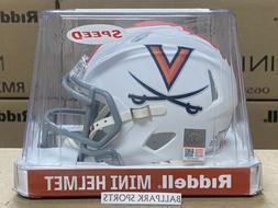 VIRGINIA CAVALIERS  Riddell Speed Mini Helmet