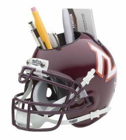 Virginia Tech Hokies NCAA Football Schutt Mini Helmet Desk C