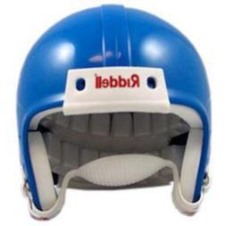Riddell VSR4 Blank Mini Football Helmet Shell - Royal Blue