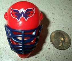 "Washington Capitals Franklin NHL 2"" Mini Hockey Goalie Helme"