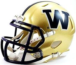 Washington Huskies Riddell NCAA College Football Team Speed