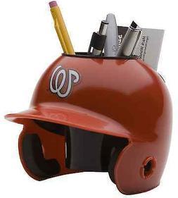WASHINGTON NATIONALS MLB Schutt MINI Baseball Batter's Helme