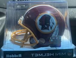 washington redskins nfl football mini helmet