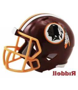 Washington Redskins Riddell Pocket Pro Mini Football Helmet