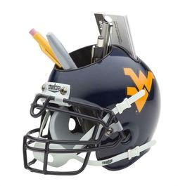 WEST VIRGINIA MOUNTAINEERS- Mini Helmet Desk Caddy