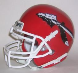 Winnsboro Red Raiders High School Mini Helmet - Winnsboro, T