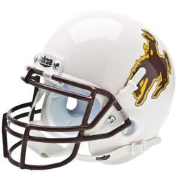 wyoming cowboys ncaa xp authentic mini football